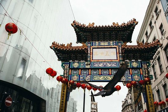London Fotografie-Tour Soho & West End