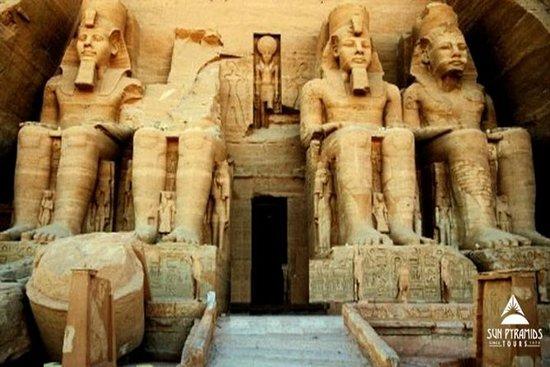 Day Tour to Abu Simble via Aswan