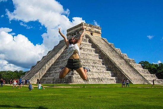Discover one of the seven wonders of...