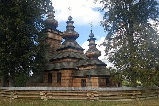 UNESCO Wooden churches of Southern...