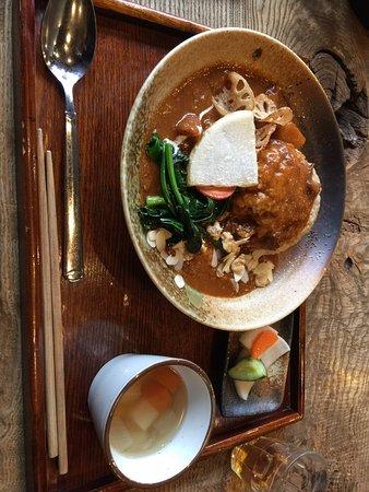 倉敷美觀地區推薦的咖喱飯套餐