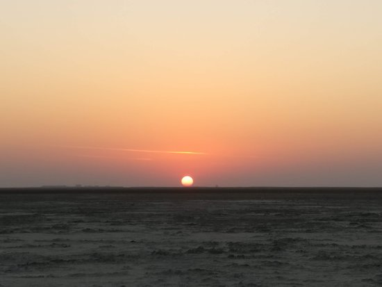 Great Rann of Kutch: Sunsets at the Rann of Kutch
