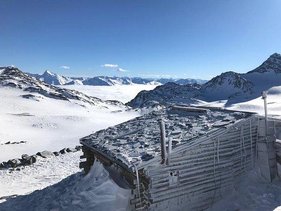 Savoie, França: Pointe de Thorens