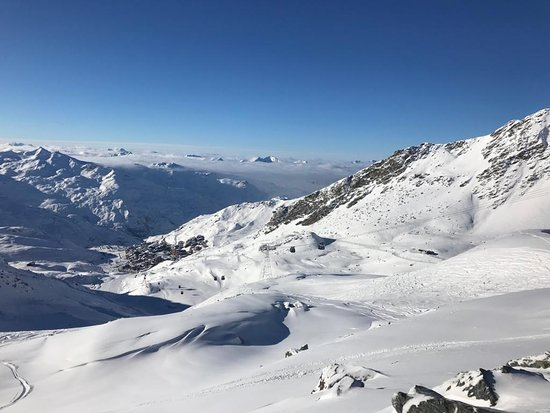 Savoie, France: Pointe de Thorens