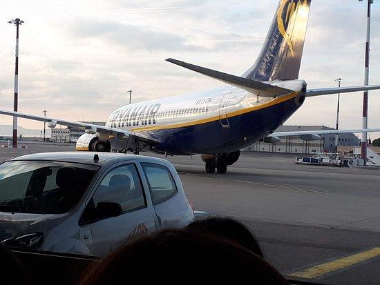 Ryanair: Avion