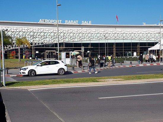 Ryanair: Aeroport rabat salé