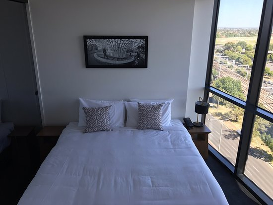 Location not great but apartments brand new