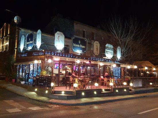 Гизоначча, Франция: Un soir d'hiver