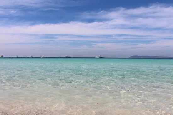 Koh Larn: Пляж Тиен