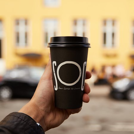 To go coffee