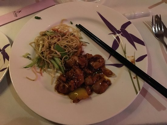 Authentic Chinese