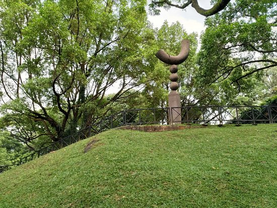 Fort Canning Sculpture Trail