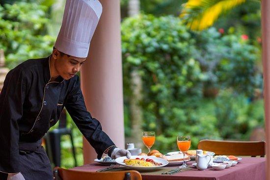 Cooking class – Foto de Silk Wild Residence, Siem Reap - Tripadvisor