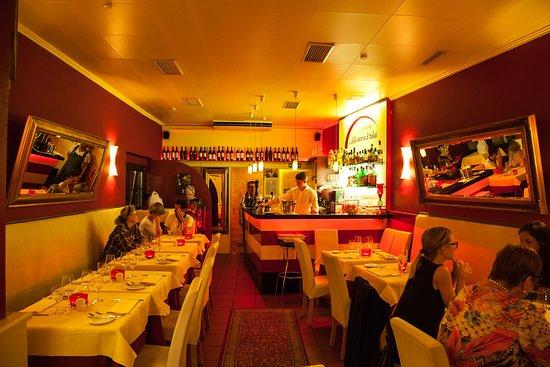 Dreieich, Jerman: Restaurant Innen