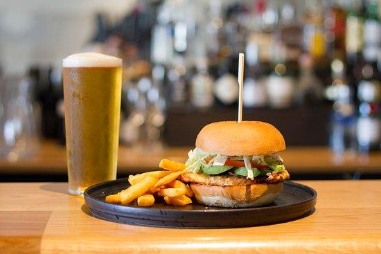 Burger & s pint for $20 on Thursdays!
