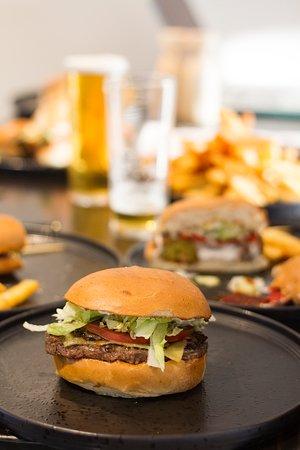 Burgers & share plates