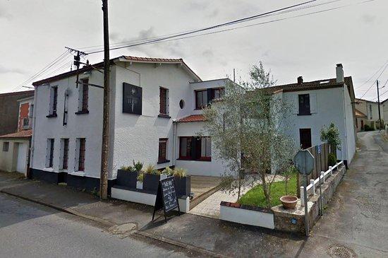 Basse-Goulaine, Франция: Façade