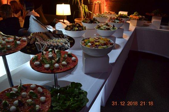 Oulad Teima, Marrocos: buffet