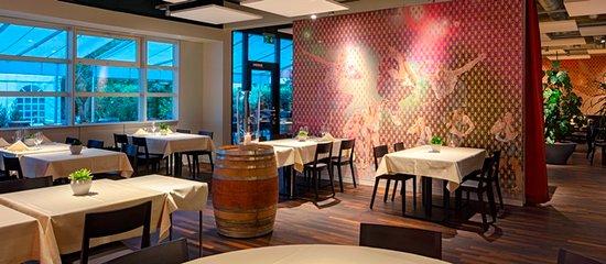 Visp, Switzerland: Restaurant La Poste