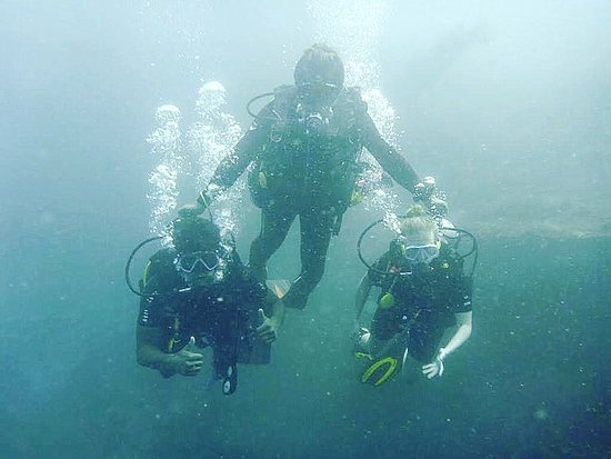 Best place to Scuba Dive in Bali