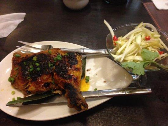 Mesa Filipino Moderne: Inasal Chicken