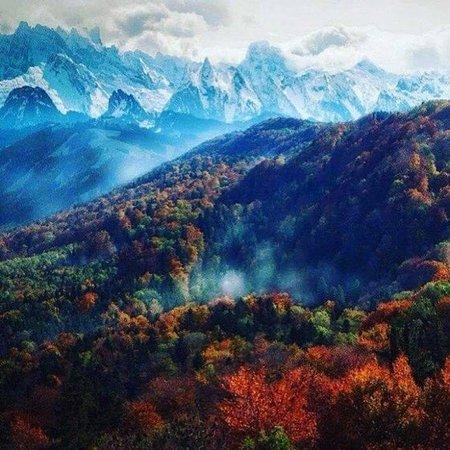 Гомборскый перевал