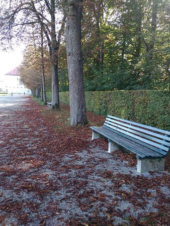 Something about benches!