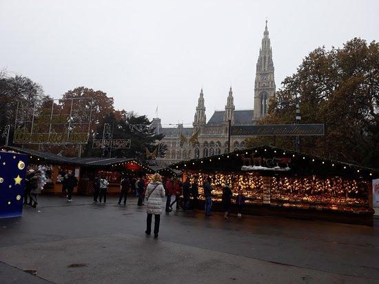 Région de Vienne, Autriche : Mercados de navidad