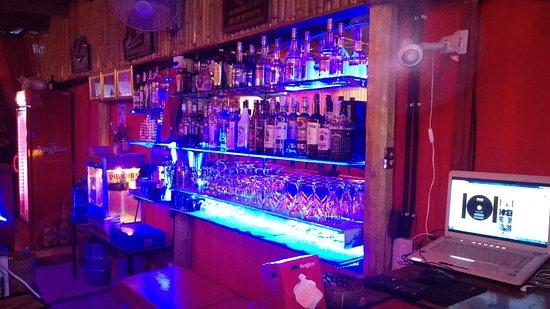 Kampot, Campuchia: Bonobo Bar & BBQ