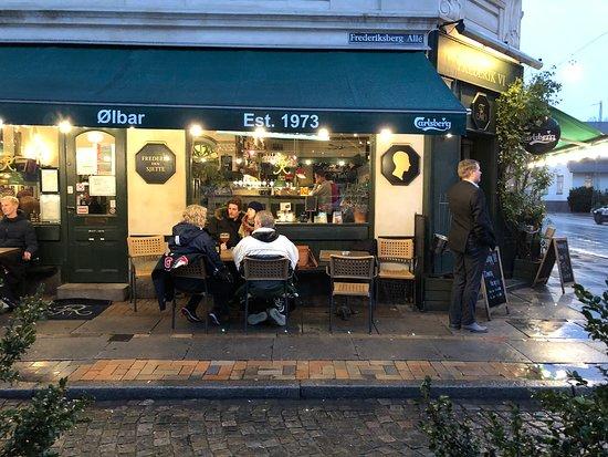 cafe frederik frederiksberg