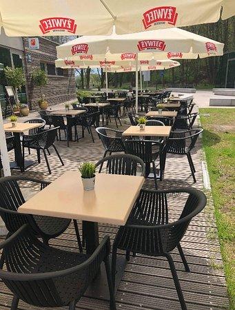 Ogródek restauracji