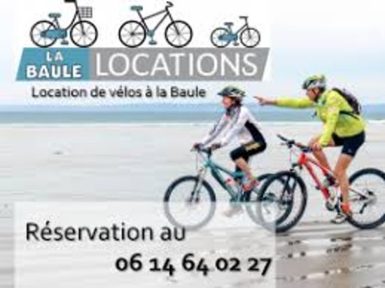 ‪La Baule Locations Velo‬