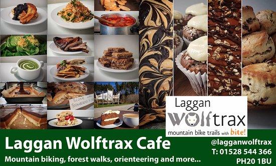 Laggan Wolftrax Cafe