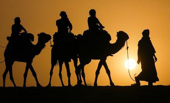 M'Hamid, Morocco: Traveltodesert