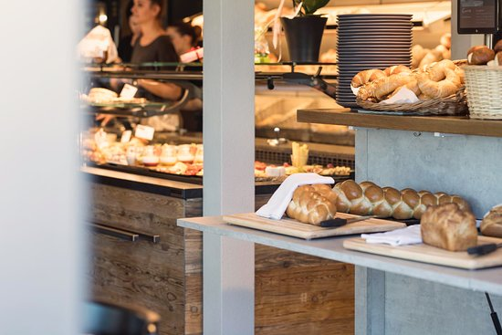Altnau, Switzerland: Brunchbuffet am Sonntag