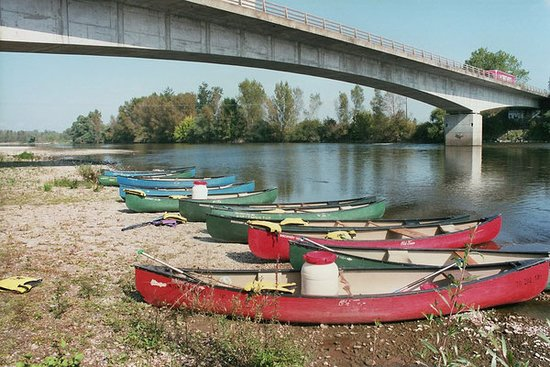 ASPTT Canoe Kayak Moulins