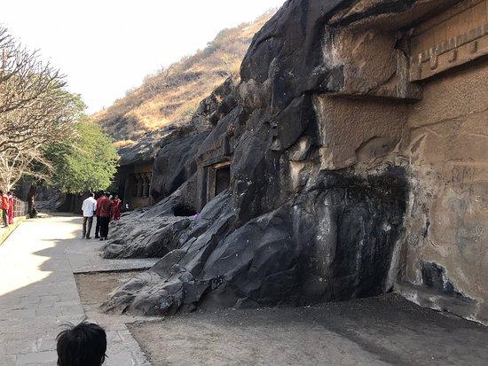 Pandavleni Caves: More pics