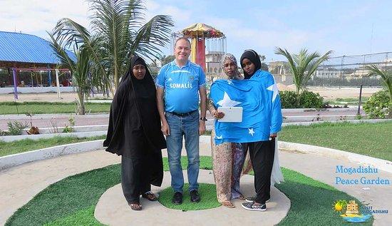 Mogadishu peace park