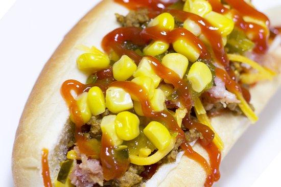 House of Antojitos: Dominican Hotdog