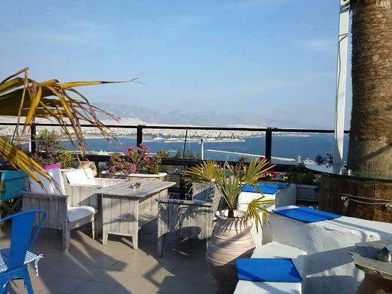 Piraeus Region, Greece: Marvellous view of the Attic sky !!!