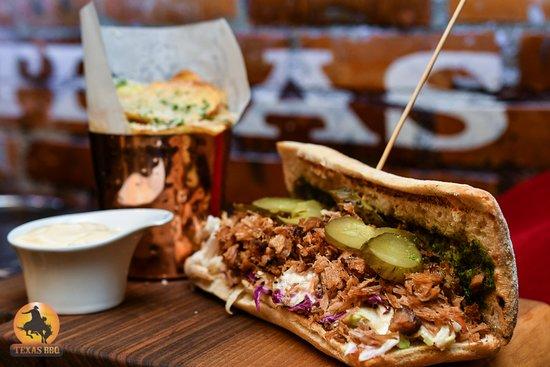 Texas BBQ: Pulled Pork