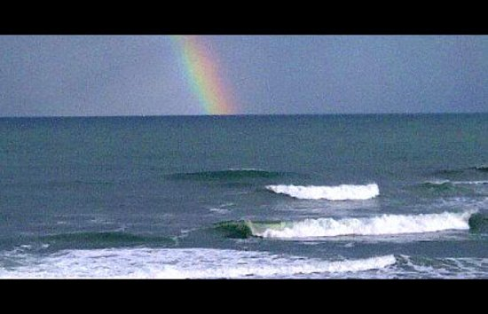 "Margate, Dél-Afrika: Ramsgate Beach, KZN, ""The Pot of Gold, at the End of the Rainbow"""