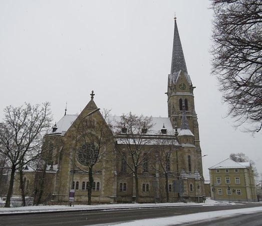 Sankt Johannis Kirche