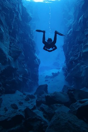 DIVE.IS: Silfra, Iceland