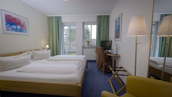 Vaterstetten, Německo: Doppelzimmer