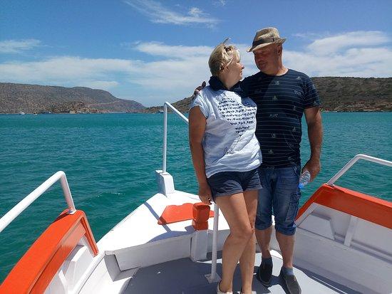Rofos Boat: W drodze na Spinalonge