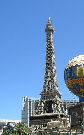 Paris Las Vegas: Parigi: no! Las Vegas