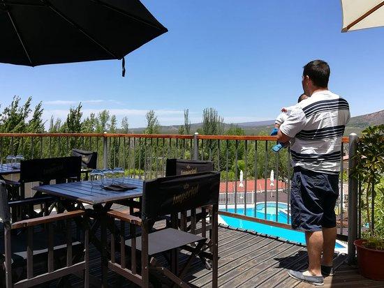 Vista del Río Mendoza