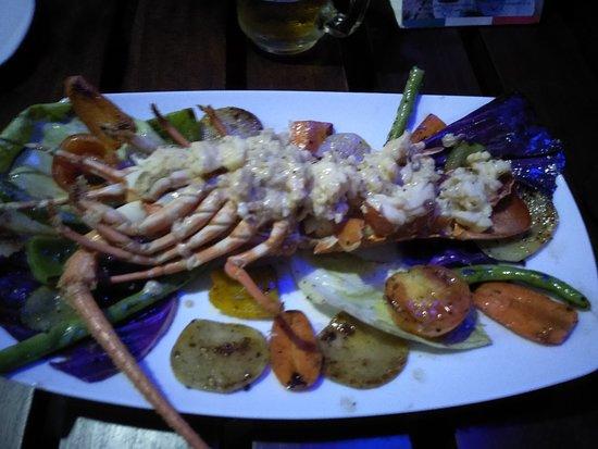 Priyamoon Cafe and SeaFood Restaurant: Pro labužníky.