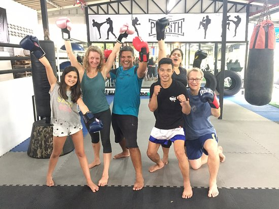 Punrith Muay Thai Gym